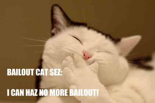 Bailout Cat