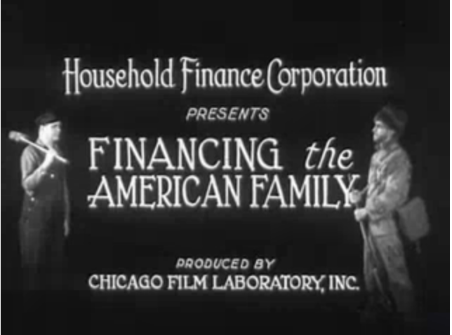 Great Depression film 1935 finance