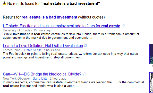 real estate google