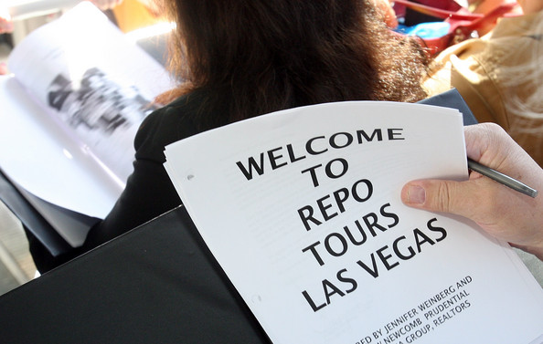repo las vegas tours foreclosures
