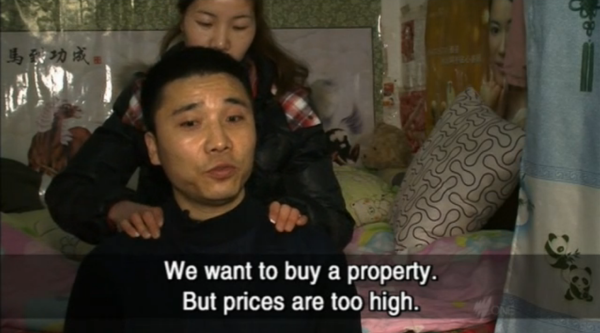 china property bubble