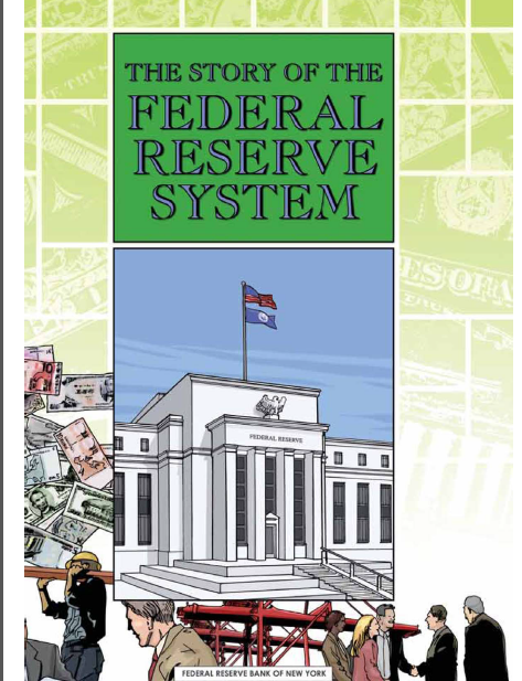 story of the federal reserve