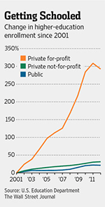 private for-profit