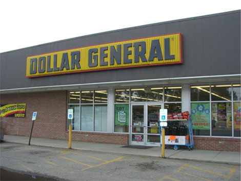 Dollar General is proud to be America's neighborhood general store