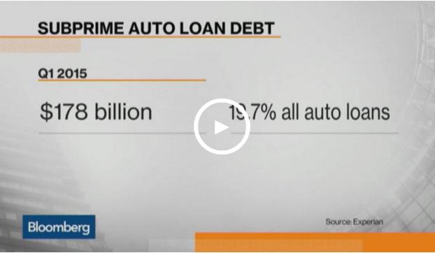 subprime auto